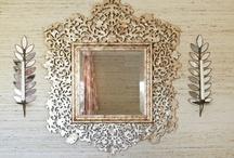 mirrors / by judy jefferson