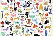CATs / все о котах и кошках / by LORA Bosenko