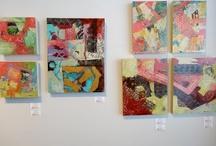 Bobbi Shulman Exhibit - April 2–29 / by BlackRock Center for the Arts