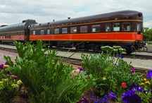 Pullman Cars / by Pullman Rail Journeys