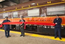 Pullman Launch  / by Pullman Rail Journeys