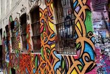 Graffiti / by Guerilla Union