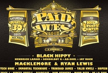 Paid Dues Festival 2013 / by Guerilla Union