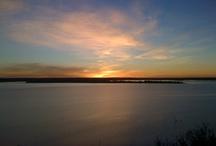 Sunrise/Sunset / I love sunrise/sunsets! God's Glory! / by Christie Vecchio