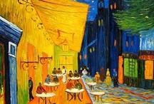 Vincent  van Gogh / by Juana Martín