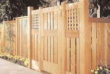 Modern Fence Ideas / by Fence Hub