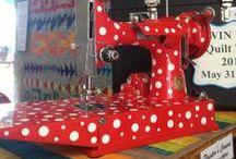 sewing machine / by Gloria Washington