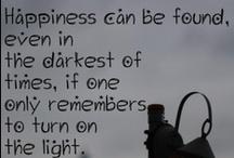 Quotes / by Gloria Washington