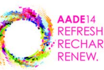 AADE Annual Meeting 2014 / August 6th-9th: Orlando, FL / by AADE
