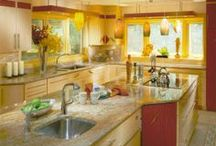 Dream Kitchens / by ForSaleByOwner.com
