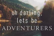 Adventure / by Hali