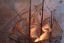 Tall Ships / And all I ask is a tall ship, and a star to steer her by... / by Chiara Prezzavento