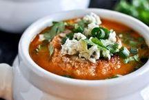 Comforting Soups / by Fifteen Spatulas | Joanne Ozug