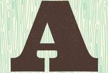 Logo | Typo / by Marcio Filho