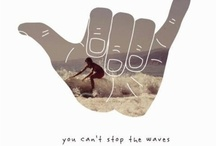Surfing Quotes / by Just Bones Boardwear