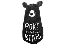 Bear Ilustrations / by Jack Berkeley
