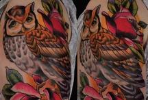 Tattoos / Tattoo Inspiration / by Paveluche Molina