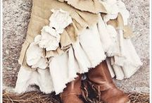 Burlap Wedding / by Jennifer Wright