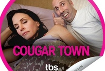 tvtag Stickers / by Cougar Town