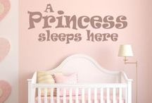 Baby & Nursery Wall Stickers / Add a unique touch to your new baby's nursery with one of our wonderful nursery wall stickers. Our nursery wall art is available in a selection of colours, finishes and sizes which are suitable for both a baby boy or girl. They are really easy to install, coming with a set of easy to follow instructions. / by Icon Wall Stickers