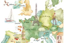 Europe / Where I long to be / by Linda