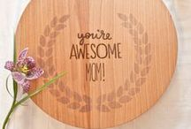 Mother's Day / Need a little inspiration for Mother's Day? Check out these gift ideas, brunch recipes, floral decorations and more! We hope this board will help you plan something special for mom. / by Pinterest