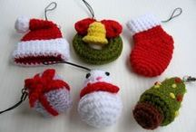 Christmas Crochet Ideas / by Helen Quilliam
