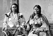 Native American / Native Americans, American Indian, Indians: are the indigenous peoples within the boundaries of the United States. They are composed of numerous, distinct tribes and ethnic group.  / by Mrs GH