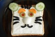 Lunchtime sandwiches / Creative ideas for more surprising sandwiches. For more back to school lunch ideas visit our Pin Picks http://www.pinterest.com/pinpicks/us/school-lunches / by Pinterest