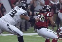 Great moments in football / Unforgettable plays, epic fumble fails and other must-see football footage. For more game-day essentials (from wing recipes to tailgating hacks), visit Pinterest's Pin Picks: http://www.pinterest.com/pinpicks/us/pre-gaming / by Pinterest