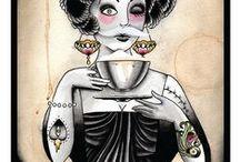 Tattoos / by Ashley Hegel