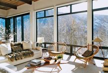 Mountain Madness / A little Spring Break inspiration... / by Horton Design Associates