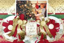 Holiday Die Cutting  / by Anna Griffin, Inc.