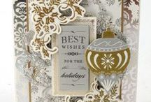 Holiday Stickers & Embellishments / by Anna Griffin, Inc.