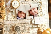 Holiday Paper Projects / by Anna Griffin, Inc.