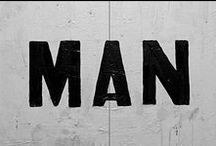 Just MEN / A bord , just with man / by M B