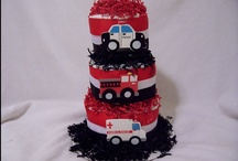 Emergency Vehicle Cake Decoration Kits (Each)