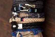 Men´s bracelet , watches , rings &.... / bracelets / by Cesar Cab Sim