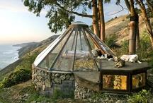 益 Greaʈ ɠreenhouseʂ 益 / Greenhouses, glasshouses. See also 'Conservatories' and 'Protecting plants' / by ✿⊱ ᎷᎯᏒᎥᏖᏕᎯ'Ꮥ ᎶᎯᏒᎠᎬN ⊰✿
