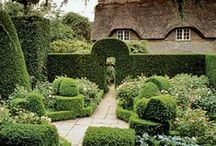 大 Ꭰίstίncȶ ♚ Ꮆαrɗєηs 大 / Famous gardens, see also 'Formal gardens' and 'Garish gardens' / by ✿⊱ ᎷᎯᏒᎥᏖᏕᎯ'Ꮥ ᎶᎯᏒᎠᎬN ⊰✿