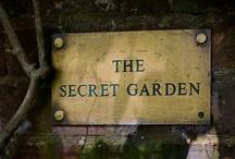 大 Sҽƈɾҽȶ Ɠarɗҽn 大 / Secret gardens / by ✿⊱ ᎷᎯᏒᎥᏖᏕᎯ'Ꮥ ᎶᎯᏒᎠᎬN ⊰✿
