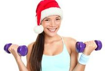 Healthy Holidays / Staying fit and eat healthy, but still enjoy your holiday season! / by Pretty Hard Work
