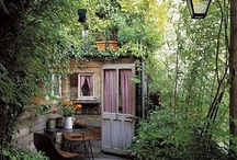 Favorite Places and Spaces / by Shannon Olson -A Southern Belle With Northern Roots/Junkflirt
