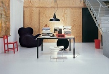 interiors / by Peter Com.be