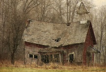 trucks/barns/farms/ / by Shannon Olson -A Southern Belle With Northern Roots/Junkflirt