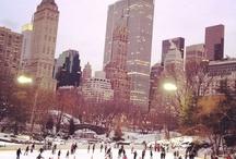 NYC / by Jenna Crandall