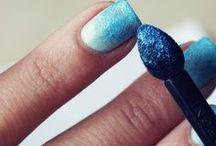 makeup and nails / by Kari Rook