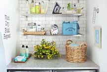 Laundry room / by Carleigh