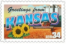 Kansas and Kansas History / by Vicki Hunter-Carreno