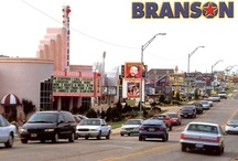 Where To Go/What To Do In Branson / by Vicki Hunter-Carreno